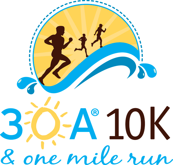30A 10K and 1 Mile Fun Run in Rosemary Beach Florida on Thanksgiving Day