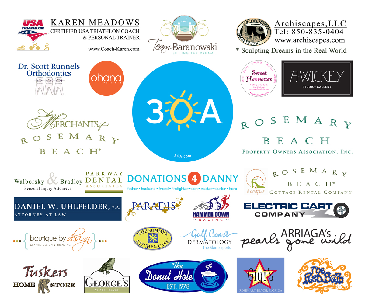 30A Thanksgiving 10K and Fun Run Sponsors