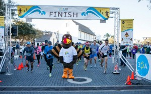 30A 10K 2013 start in Rosemary Beach
