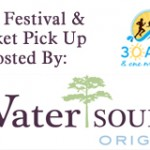 WaterSound Origins 30A 10K 2014 Sponsor and Packet Pick up Location