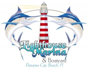 Lighthouse Marina Logo