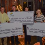 30A 10K Donates $48,000 to Local Charities