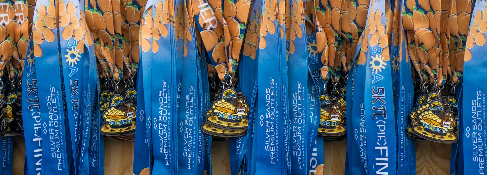 Signature Finisher Medals